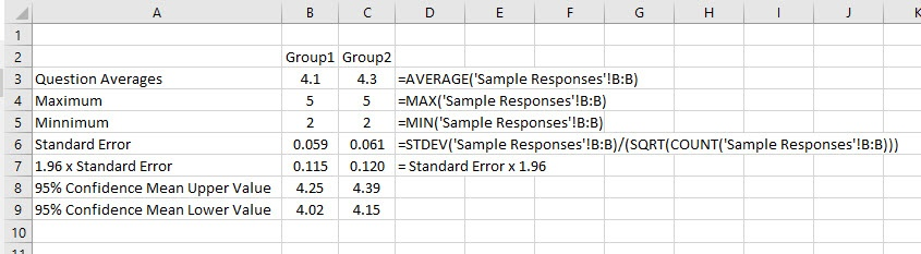 sample-statistics-excel